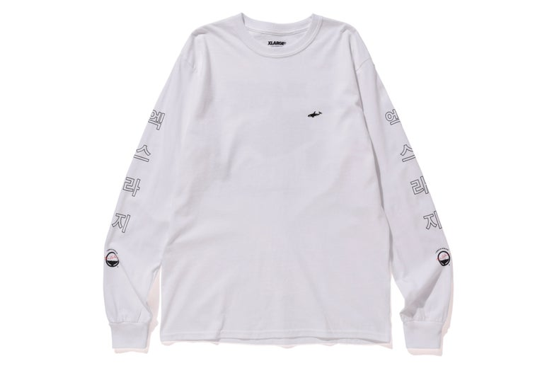 Image of Orca-Wear x XLARGE® Long Sleeve T Shirts