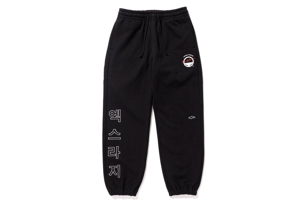 Image of Orca-Wear x XLARGE® Sweatpants Black