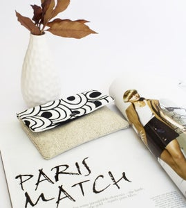 Image of Mini Purse - Rough Seas