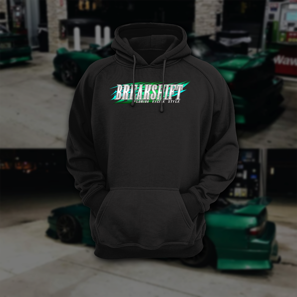 Image of Final Excite Hoodie