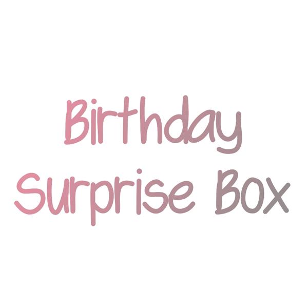 Image of Birthday Surprise Box