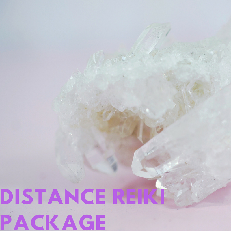 Image of Distance Reiki Packages (3 and 6 session)
