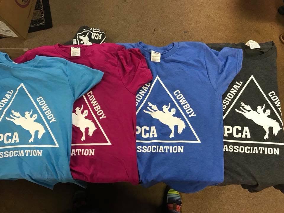 Image of SHORT SLEEVE PCA Logo T-Shirt