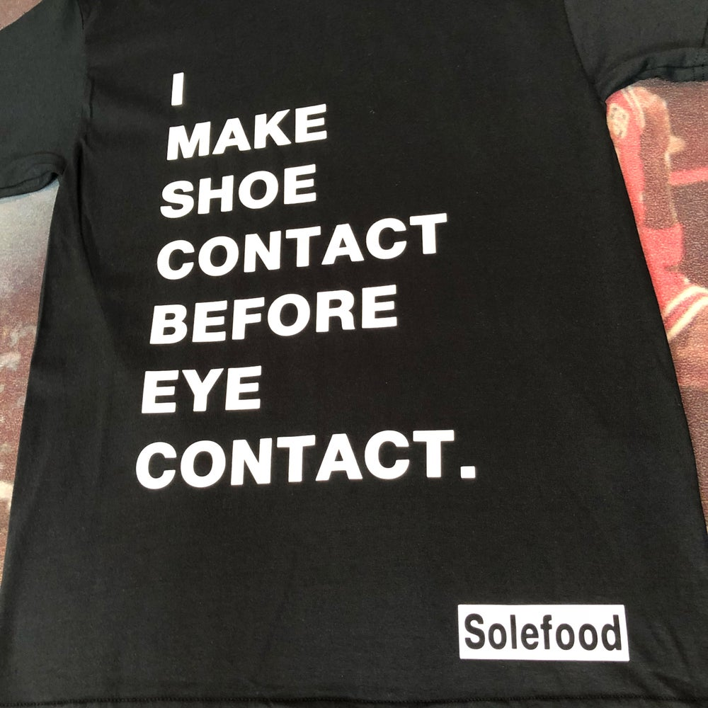 "Image of Sole Food Kicks ""MEME"" Tee"
