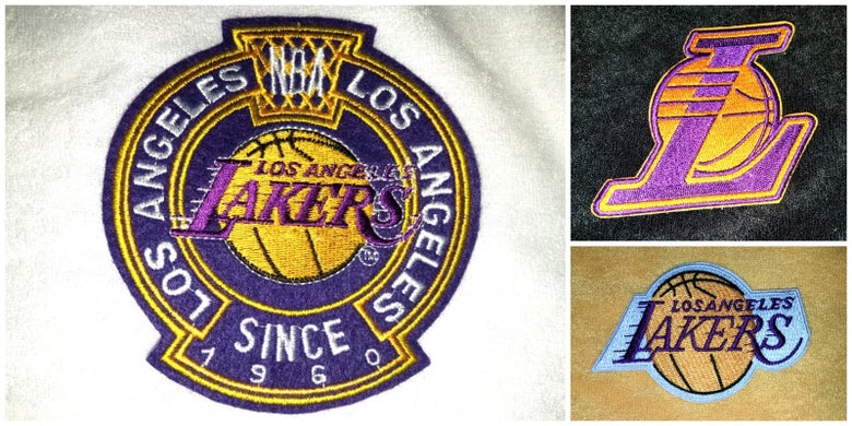 Image of LA Lakers Themed Towel Short