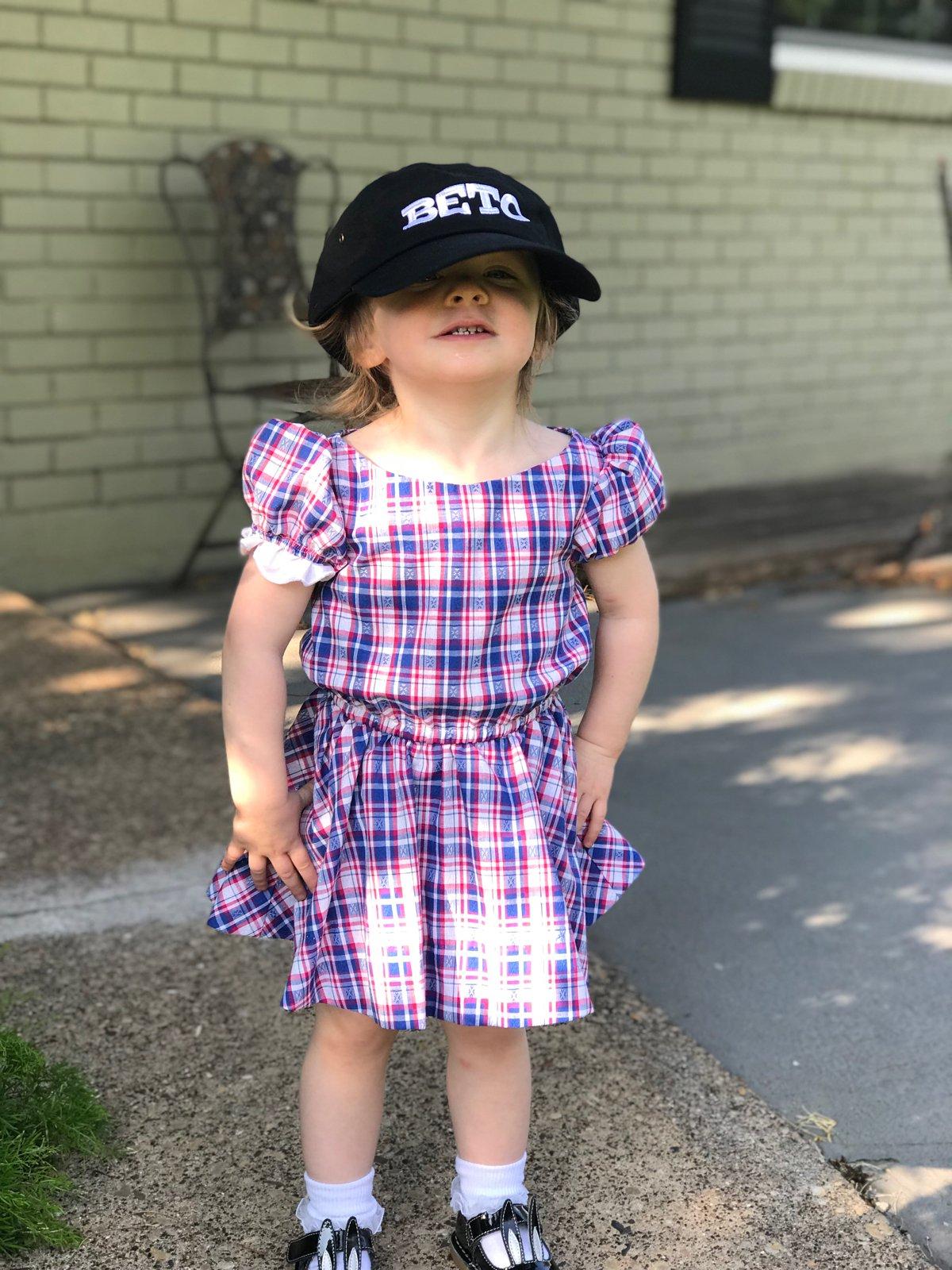 "Image of ""Beto"" Grassroots Volunteer Hat"