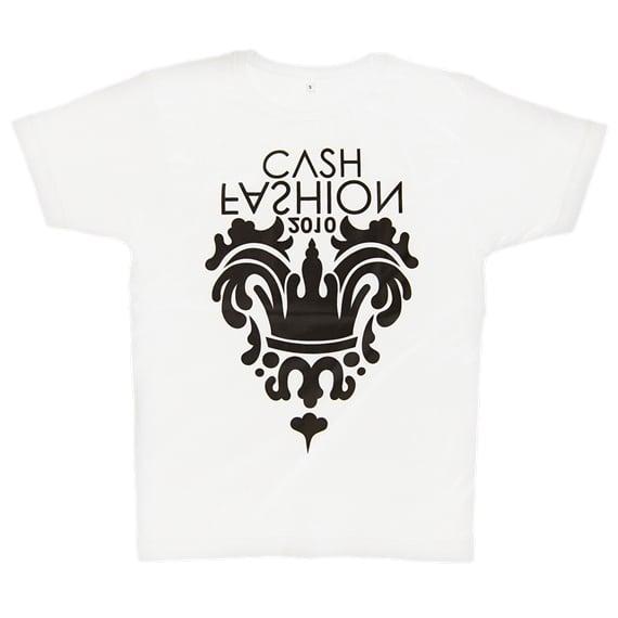 Image of Cash Fashion - White