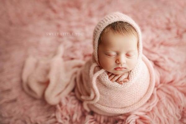 Image of Special Bonnet + Wrap