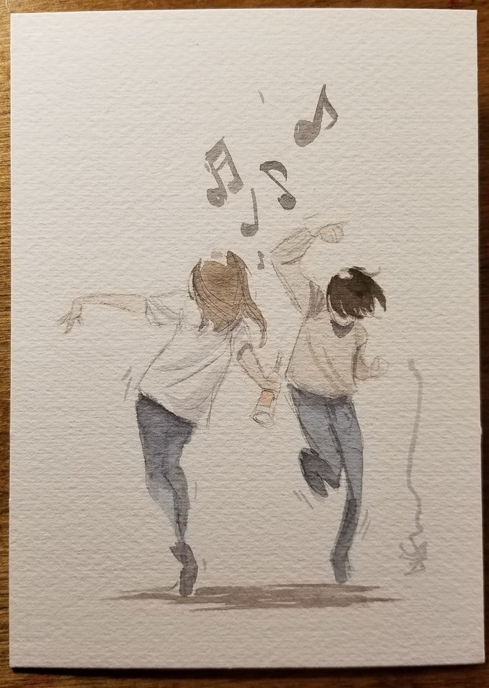 Image of End Of The F**king World dancin'