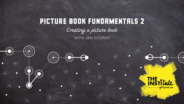 Image of Picture Book Fundamentals 2 - Creating a picture book