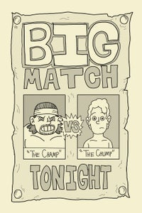 Image of Big Match Tonight
