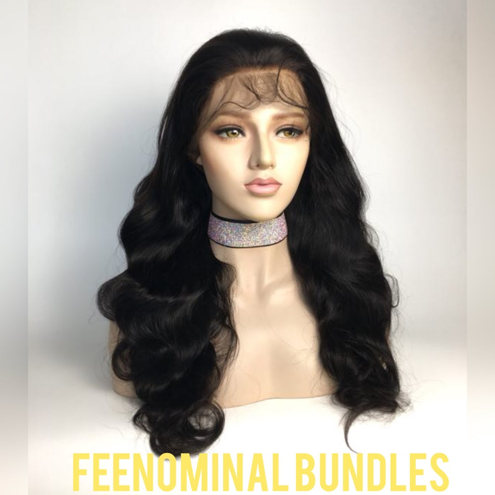Image of Luxury Full Lace Wig Collection