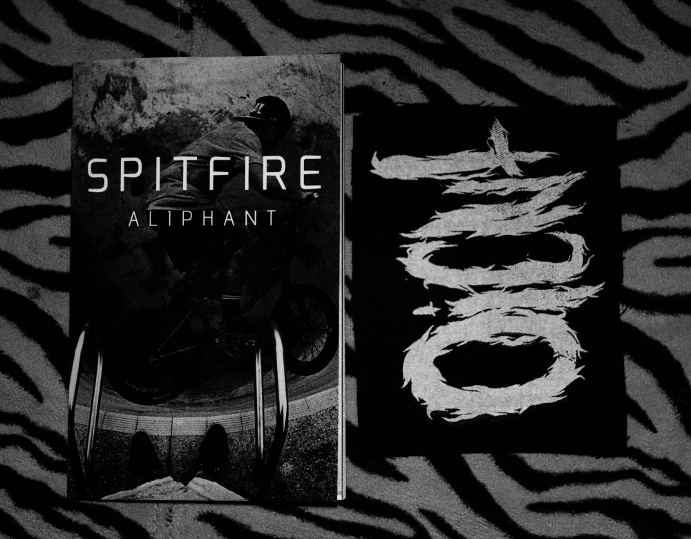 Image of Spitfire Book + Patch