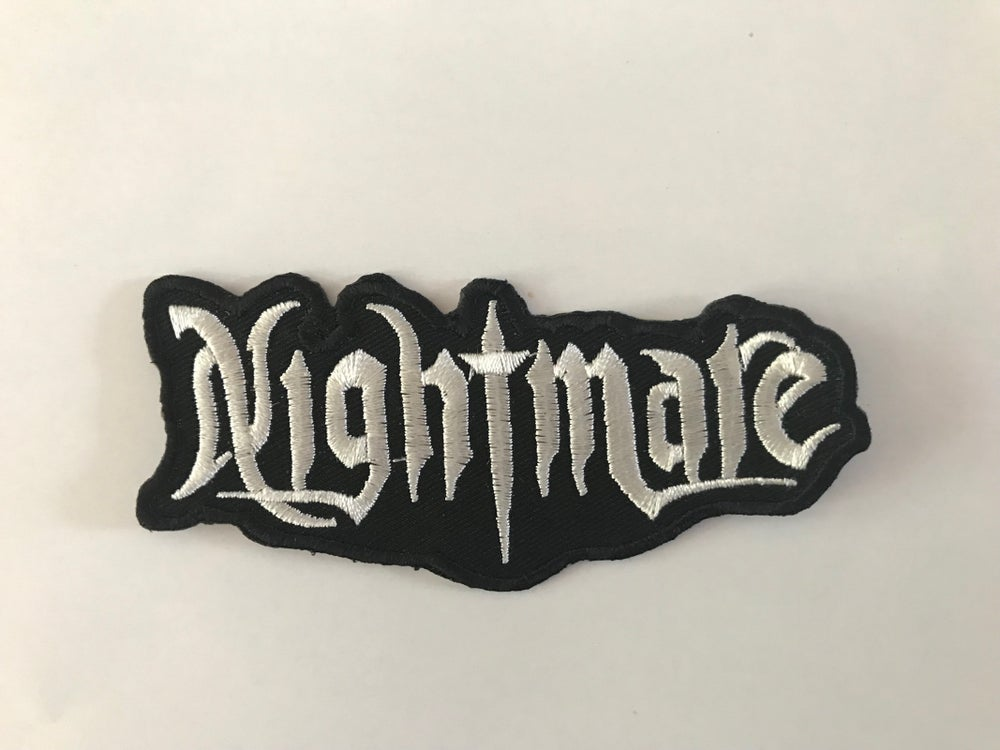 Image of Patch NIGHTMARE - Limited edition