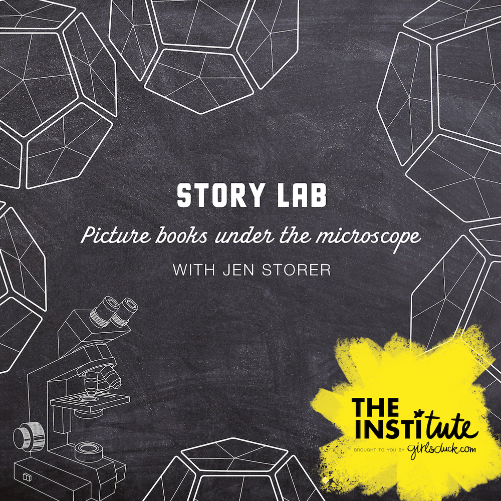 Image of Story Lab - Picture books under the microscope
