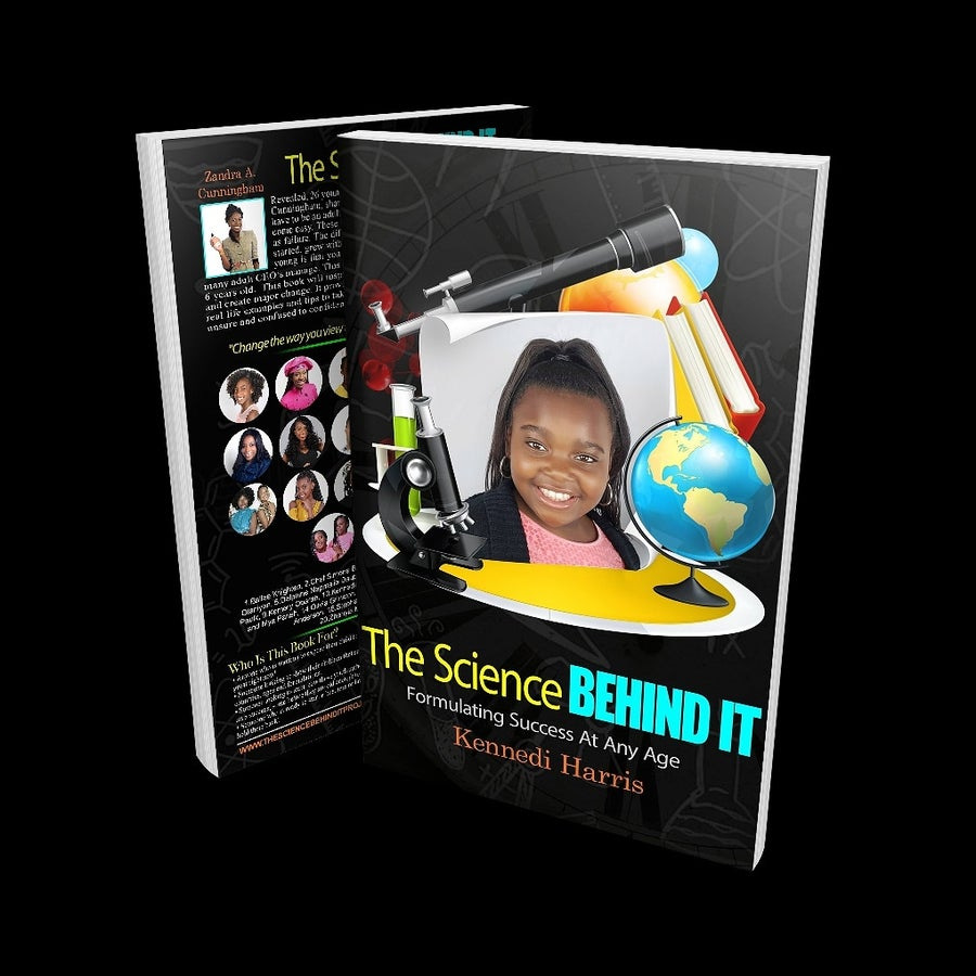 Image of The Science Behind it Book