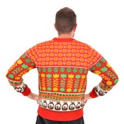 Image of Turkey Dinner Lightup Christmas Jumper - Unisex