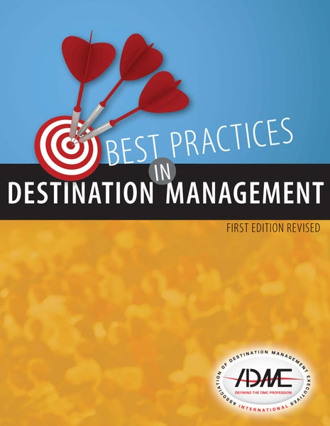 Image of Best Practices in Destination Management Book