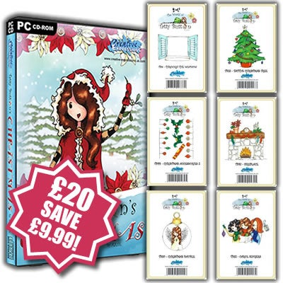 Image of Tatty Button's Christmas Bundle Pack 2