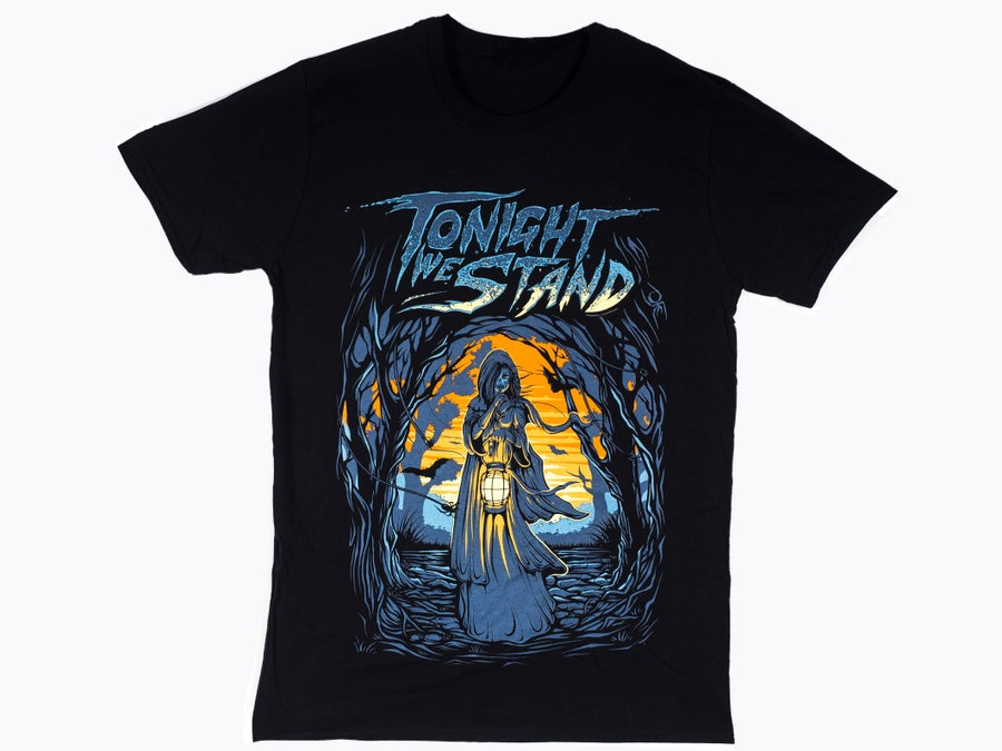 Image of The lady in the woods - T-SHIRT