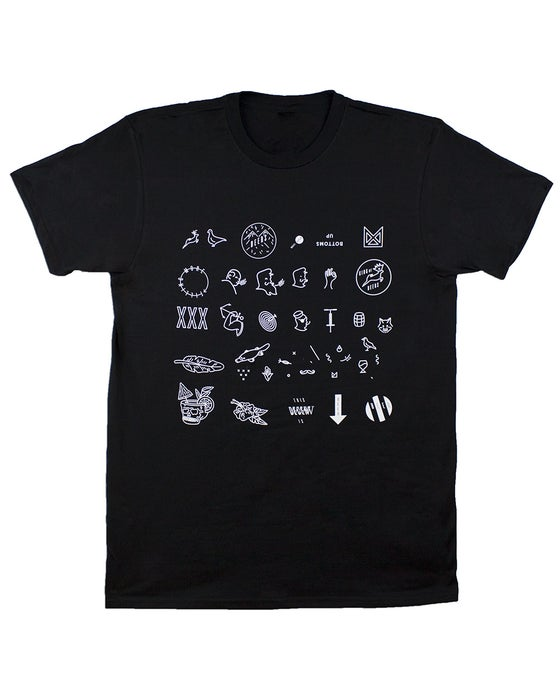 Image of Marz Icons T-shirt