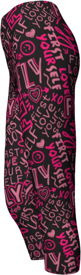 Image of F.L.Y. CAPRI Leggings