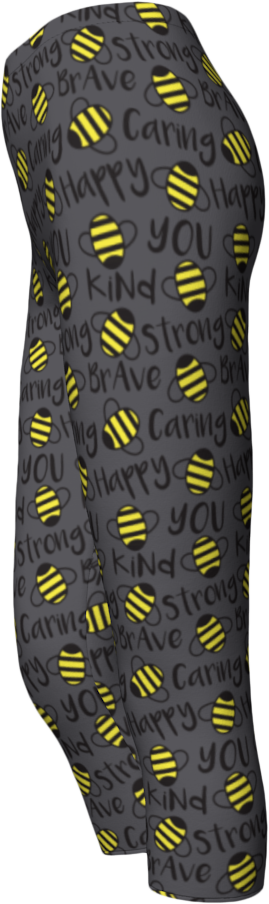 BEE YOU CAPRI Legging