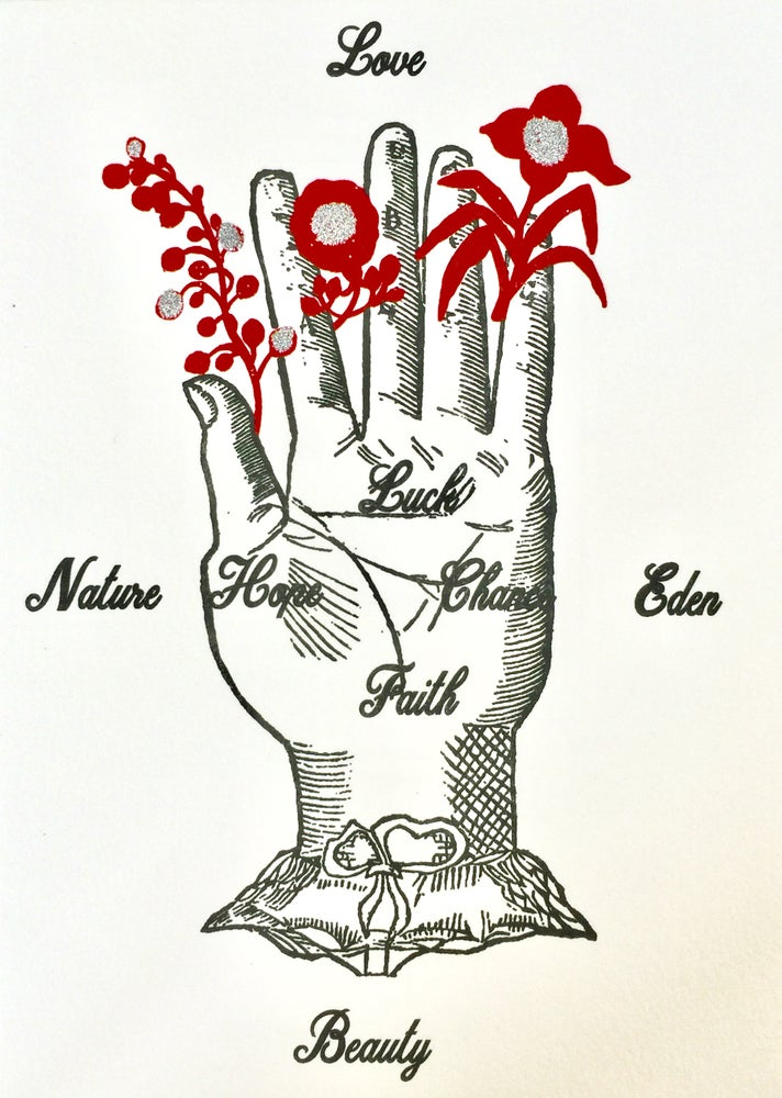 Image of HAND OF HOPE CARD