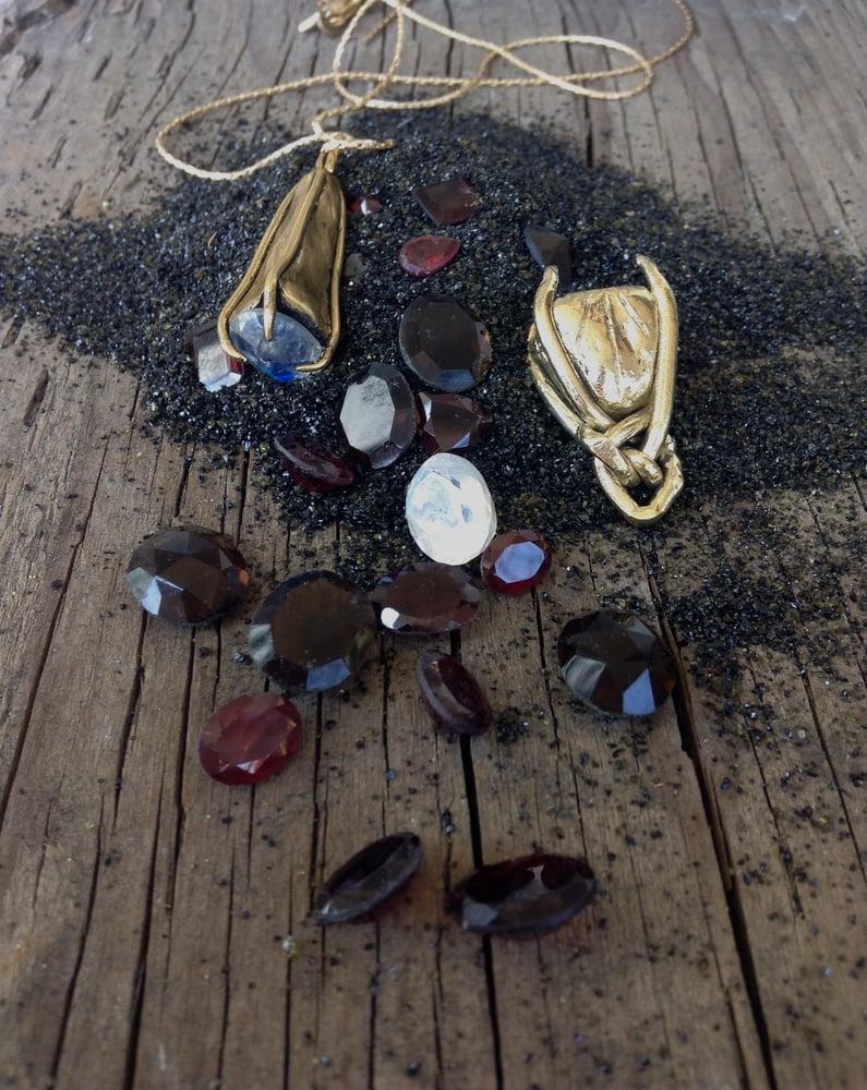 Image of Pendulum Necklace-Long