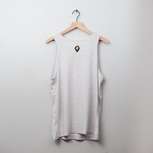 Image of Lion Soul Tank Top (White)