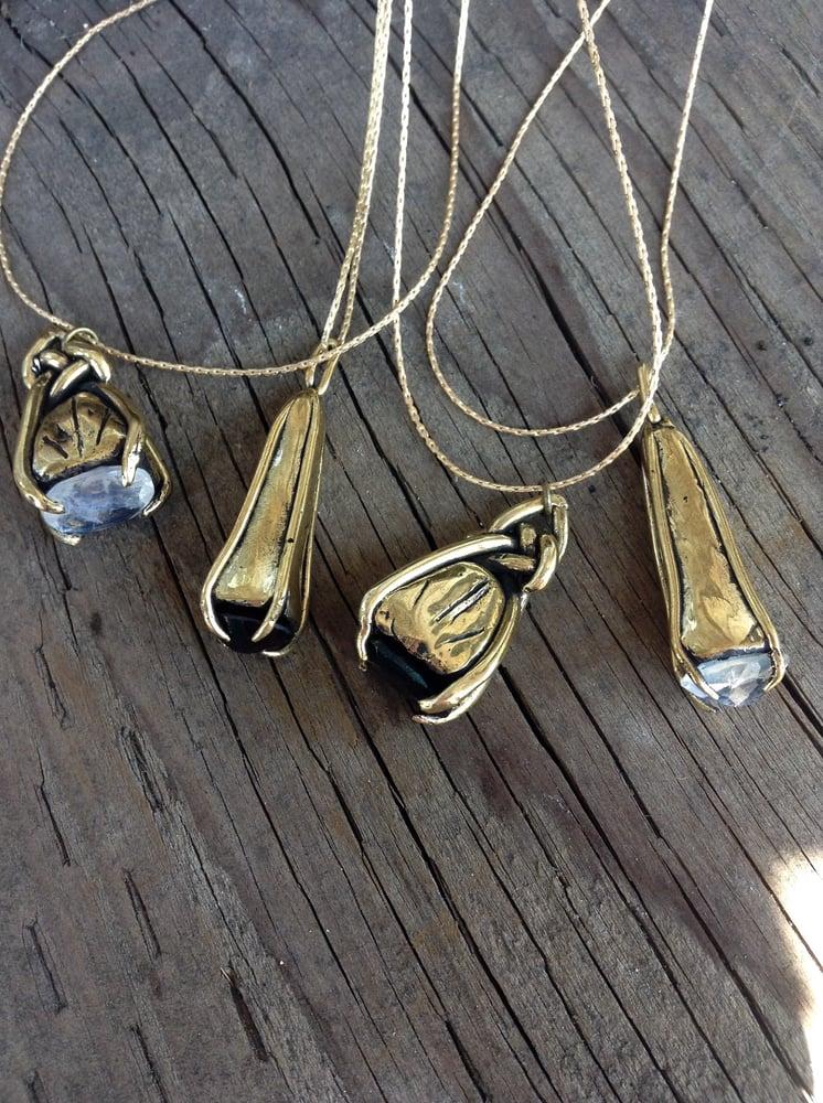 Image of Pendulum Necklace Charm