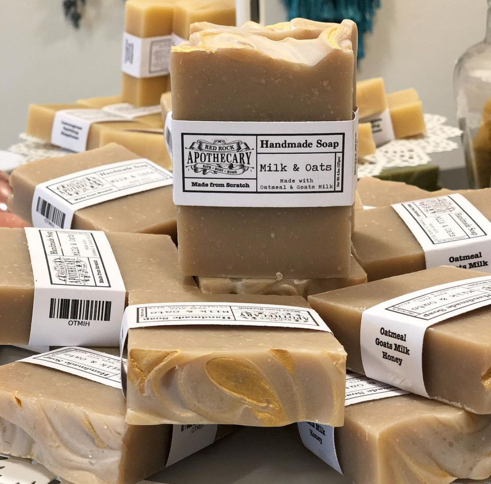 Image of Handmade Soap