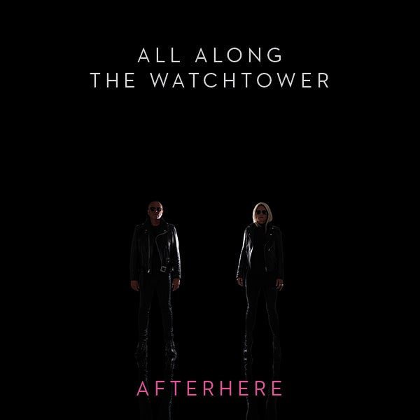 Image of All Along The Watchtower. CD Single