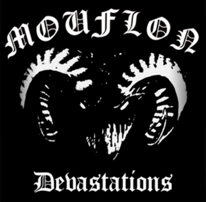 Image of Mouflon-Devastations CD