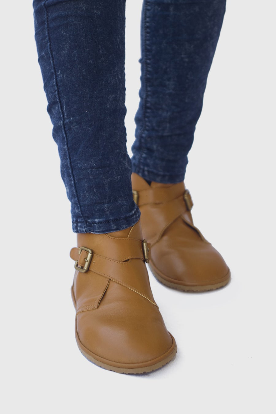 Image of Crossroads boots in Sepia brown