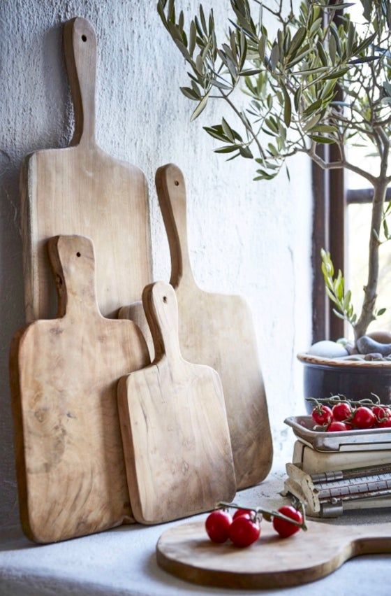 Image of Paddle Chopping/Serving Boards