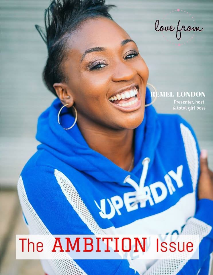 Image of Issue 13: Love from... - The AMBITION Issue