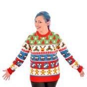 Image of Holly Jolly Crimbo - Unisex Christmas Jumper