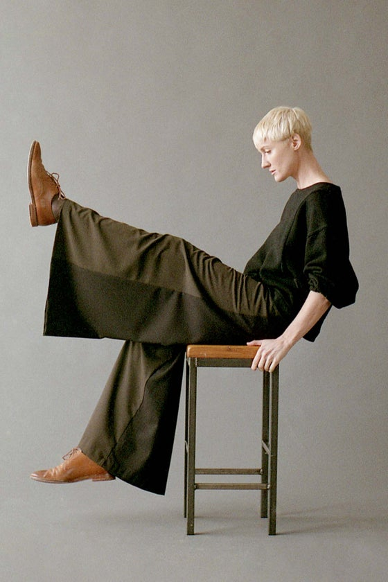 Image of Two-tone Grifter pants