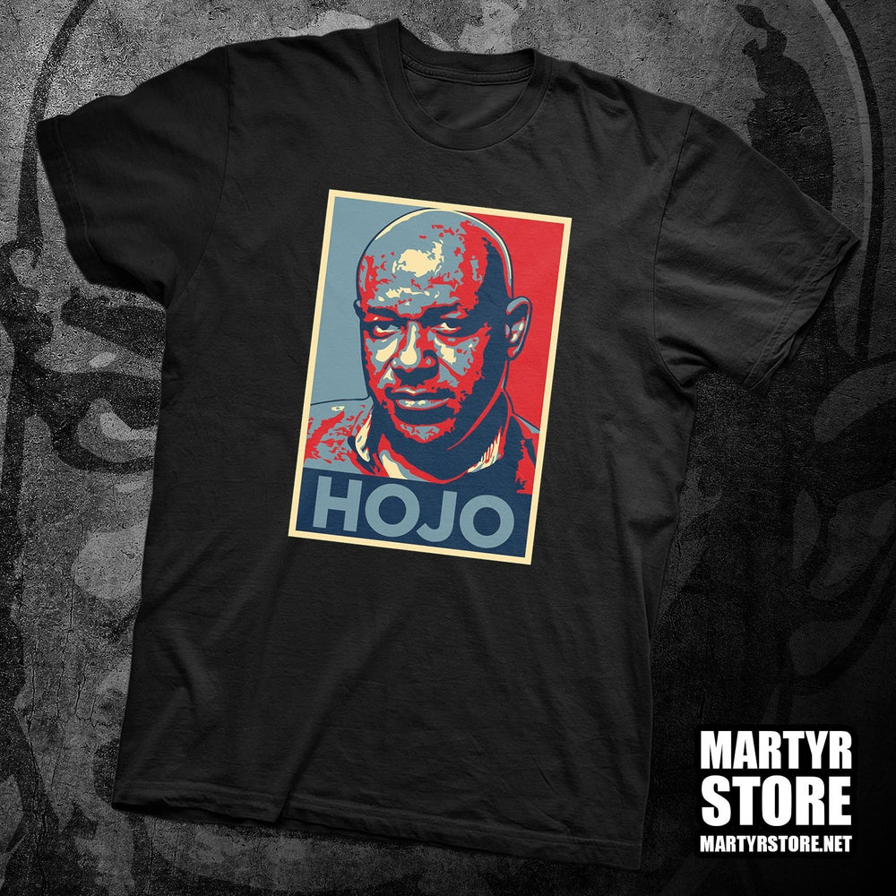 Image of HOWARD JONES TRIBUTE T-SHIRT