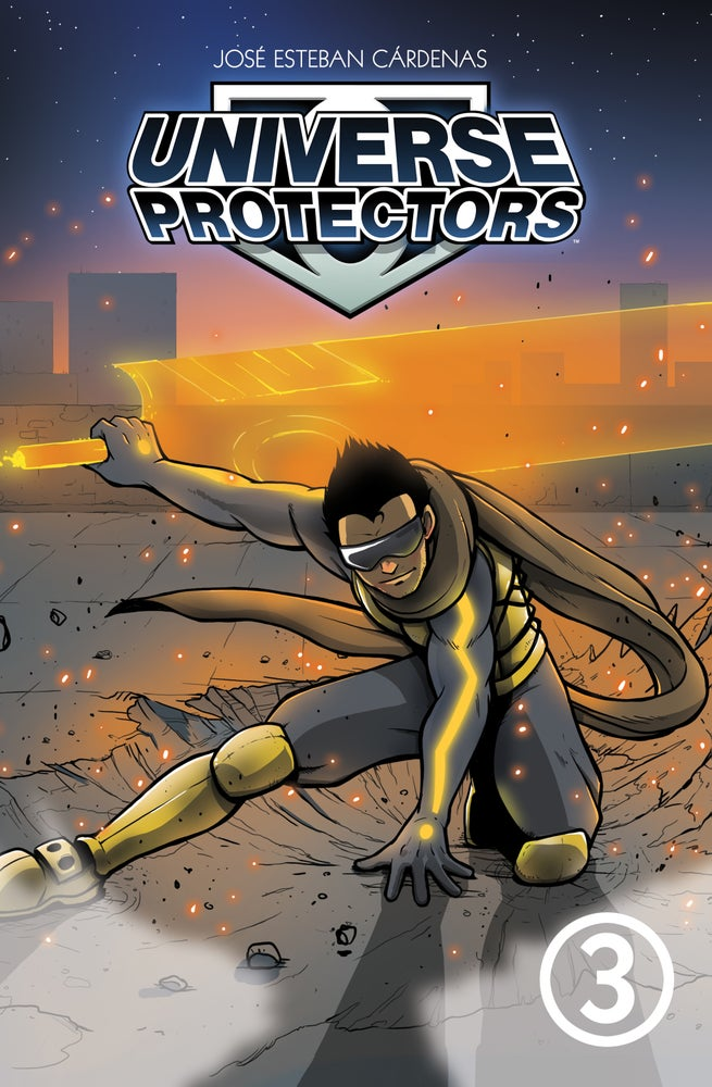 Image of Universe Protectors #3