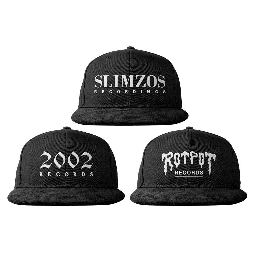 Image of Snap back hats Slimzos/Rotpot/2002