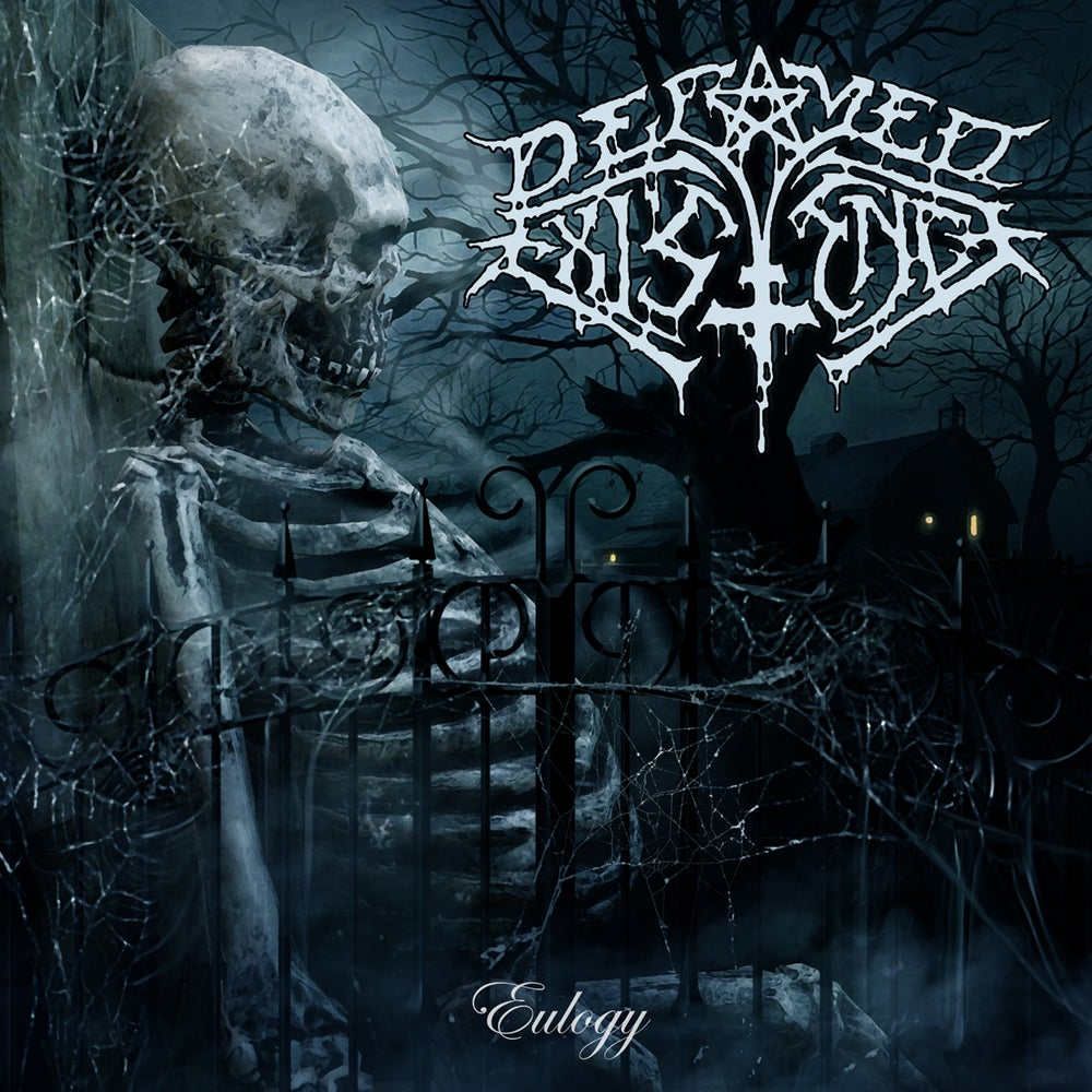 Image of DECAYED EXISTENCE - EULOGY CD