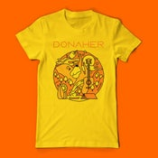 Image of Donaher Fall T-Shirt (Yellow)
