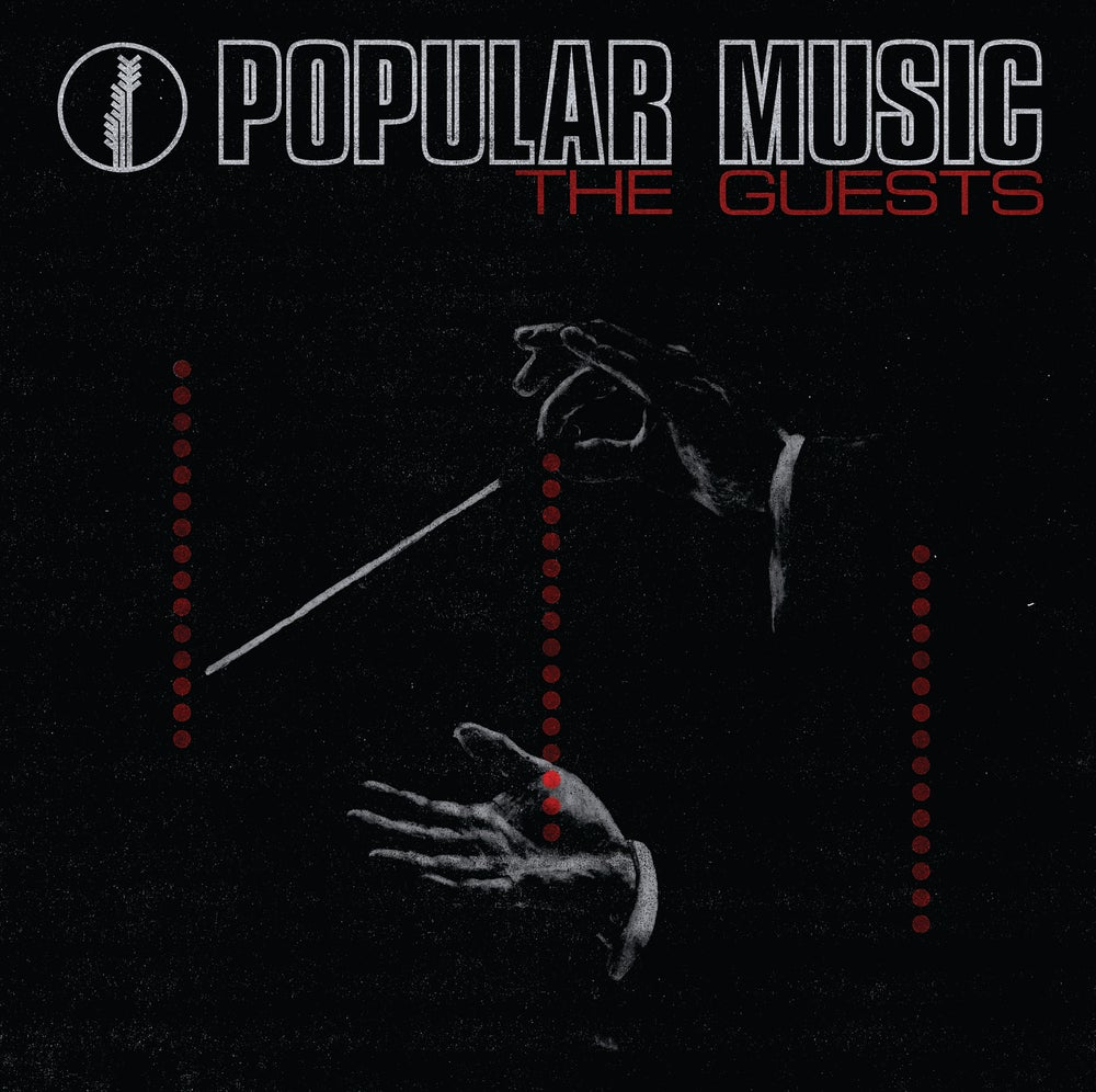 "Image of THE GUESTS ""POPULAR MUSIC"" LP"