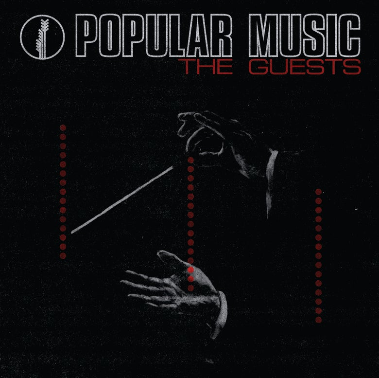 Image of THE GUESTS - POPULAR MUSIC LP
