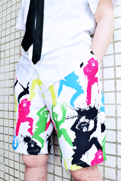 Image of POP Set N°1 - KNEE PANTS