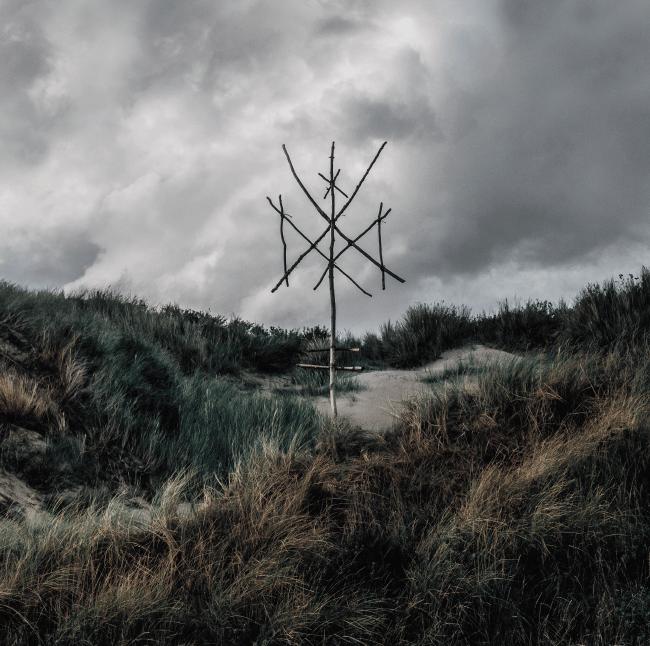 Image of WIEGEDOOD - De Doden Hebben Het Goed II / VINYL LP (silver)