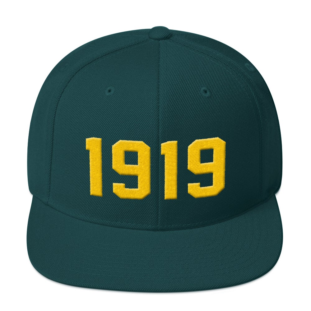 Image of 1919 SnapBack Green