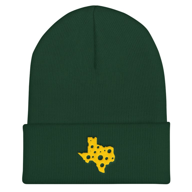 Image of Texas Cheese Beanie